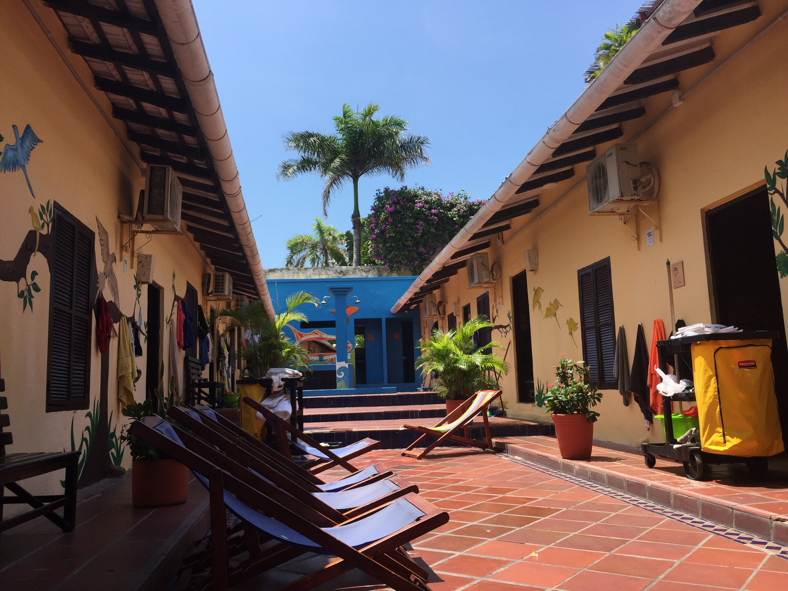 11 Awesome Hostels to stay at in Colombia - South America